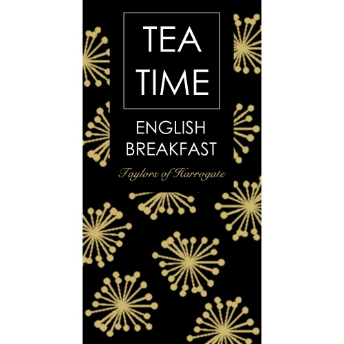 černý čaj ENGLISH BREAKFAST sypaný 125g